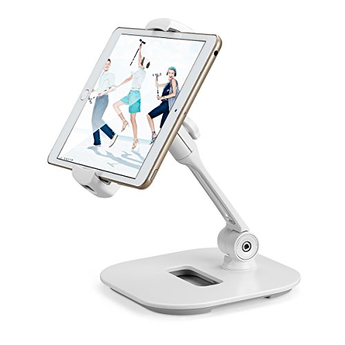 Suptek 360 Degree Adjustable Stand/Holder for Tablets(up to 11 inches)...