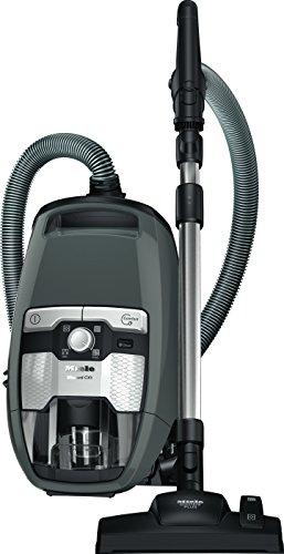 Miele Blizzard CX1 Excellence EcoLine Aspirapolvere, 550 watts, 2 litri, 73 decibels, Grigio Grafite