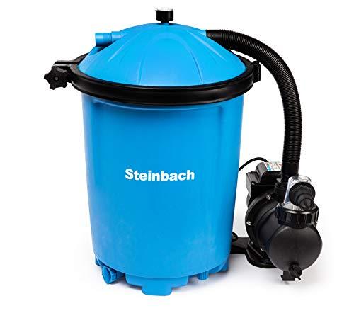 Steinbach Active Balls 75 Filteranlage, Blau