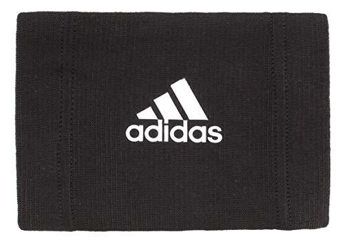 adidas Unisex Team Wrist Coach, Black/White, ONE SIZE