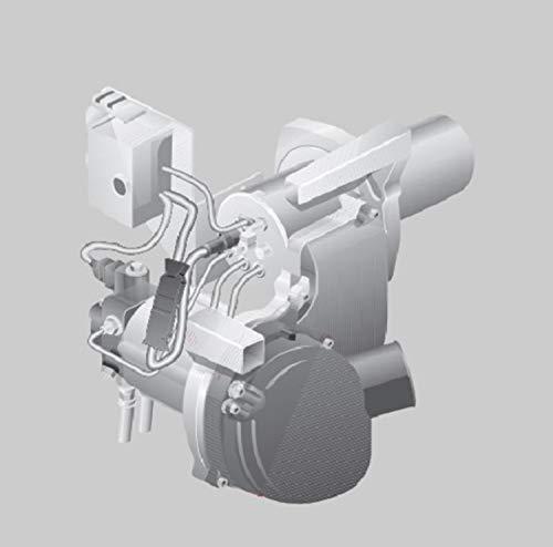 Buderus Ölbrenner 8718585510 | BE 1.3-21kW | G125-21kW | Raumluftunabhängig RLU