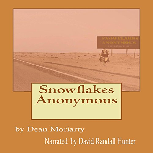 Snowflakes Anonymous audiobook cover art