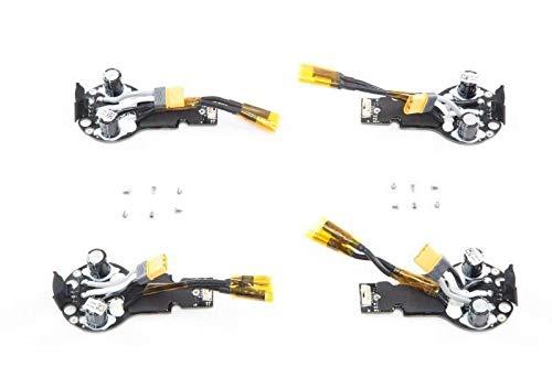 HONG YI-HAT Teil 6 - Propulsion ESC mit Schraube for DJI Inspire 2 Drone FPV RC Quadcopter mit 4K-Drohne Zubehör Drohne Ersatzteile