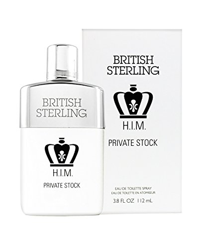 British Sterling Him Private Stock By Dana 3.8 oz Spray for Men
