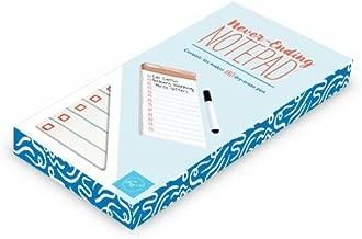 Never-Ending Notepad: Ceramic list maker and dry-erase pen