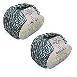 LaPace Premium Wool Yarn 100% Fine Merino Wool...