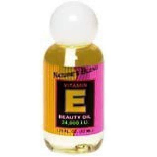 Nature's Blend Vitamin E Beauty Oil 24,000 IU 1.75 oz Oil by National Vitamin Company