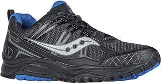 Mens Excursion TR10 Trail Running Shoe,Black/Royal,US 10 W