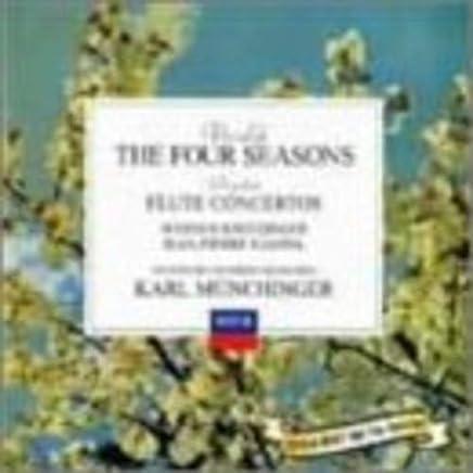 ヴィヴァルディ:協奏曲集「四季」/フルート協奏曲第1&2番