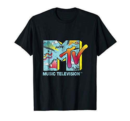 Classic MTV Logo 80s style T- Shirts T-Shirt