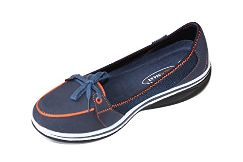 WALKMAXX Fitness-Mokassins,marineblau-41