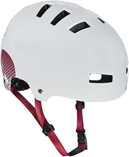 Limar Fahrradhelm 360 Grad Radhelm, White, M
