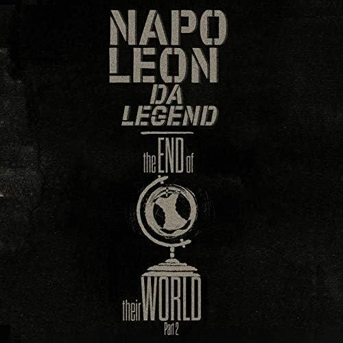 Akhenaton & Napoleon Da Legend
