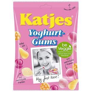 Katjes Yoghurt Gums, 10er Pack ( 10 x 200 g )