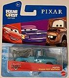 Disney Cars Pixar Fest Edition Mater Blue 1:55 Scale Diecast