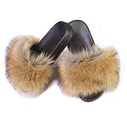 Best fur slides size 11