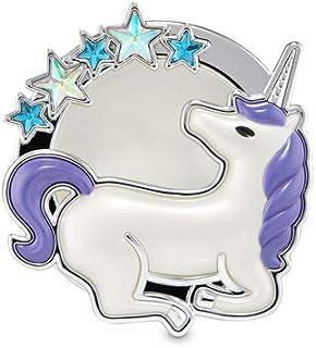 【Bath&Body Works/バス&ボディワークス】 クリップ式芳香剤 セントポータブル ホルダー (本体ケースのみ) スターゲイジングユニコーン Scentportable Holder Stargazing Unicorn [並行輸入品]