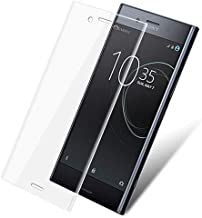 EARWORM Unbreakable Nano Film Glass [Better Than Tempered Glass] Screen Protector for Sony Xperia XZ1 (Pack of 1)