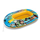 Mondo Toys - Toy Story Small Boat, Canotto Gonfiabile / Gommone per Bambini, misura 94 cm, Facile da...