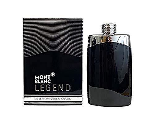 Mont Blanc Eau de Cologne für Männer 1er Pack (1x 200 ml)