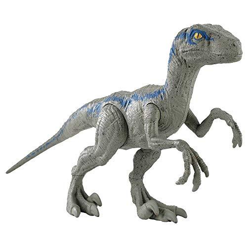 JURASSIC WORLD LARGE BASIC Velociraptor Blue