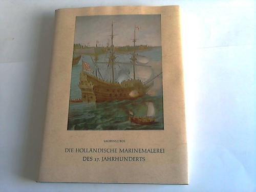 Die holländische Marinemalerei des 17. Jahrhunderts