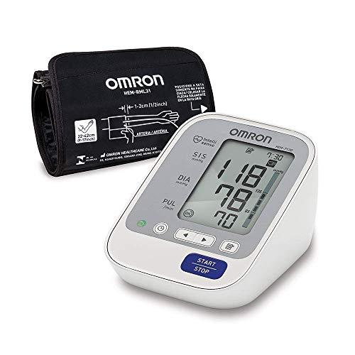Monitor de Pressão Arterial de Braço Elite HEM-7130, Omron