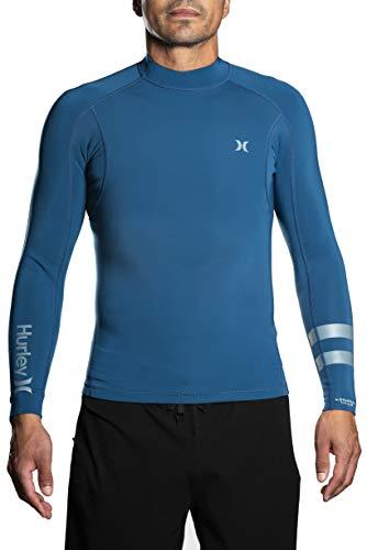 Hurley Herren Neoprenanzug M Advantage Plus 1/1 Jacket, Blue Force, XXL, 890920