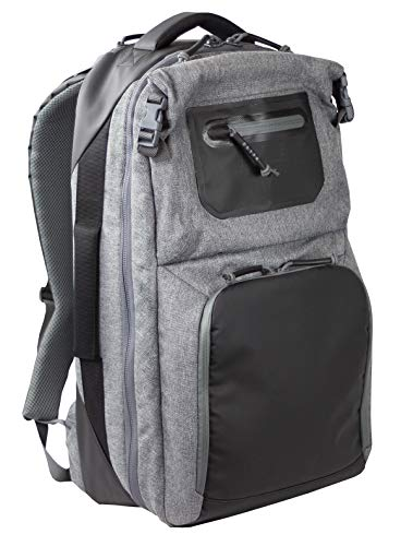 Elite Survival Systems Stealth SBR - Rifle Backpack (Heather Gray)