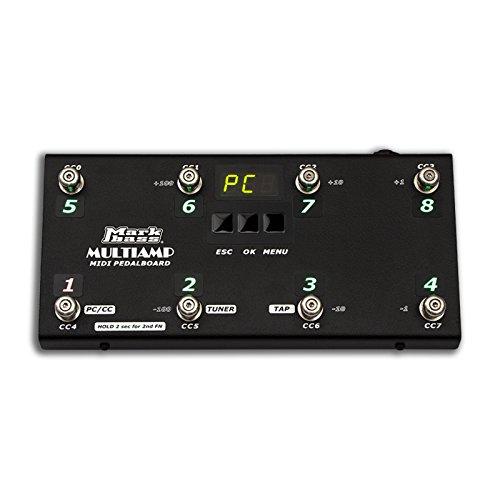 MIDI Pedalboard Pedalera MIDI