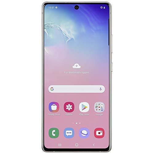 Samsung Galaxy S10 Lite - Smartphone SM-G770F 17 cm (6.7 ), 128 GB, Bianco