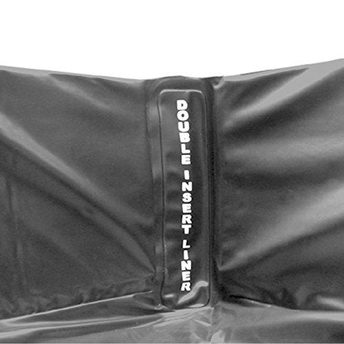 ABBCO Kuss Softside Wasserbett Sicherheitswanne Liner 220x140 cm