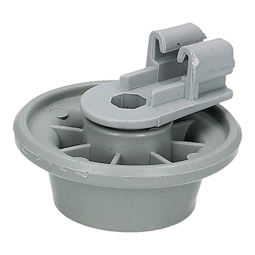 Korbrolle mit Rollenhalter Geschirrspüler Spülmaschine Unterkorb für Bosch Siemens 00611475 611475 Küppersbusch 436718