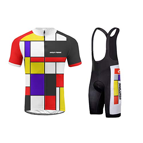 Uglyfrog ESHNE04 Bike Wear Ciclismo MTB Hombres Maillots Spo