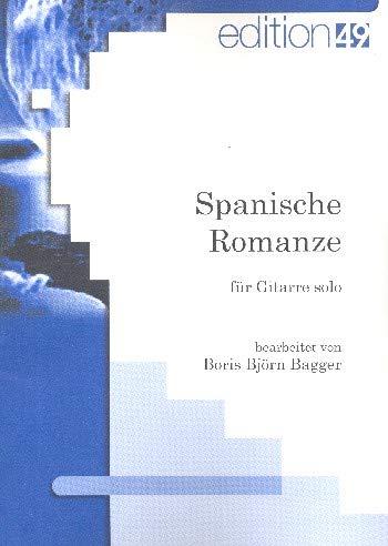 Spanische Romanze. Gitarre