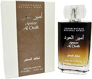 Lattafa Ameer Al Oudh for Men & Women - Eau de Parfum, 100 ml