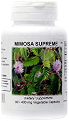 IMMUNE PROTECTION - Mimosa possesses great medicinal properties. It is a broad spectrum herb helpful in alleviating many conditions and in supporting the immune system. SOOTHS DIGESTIVE IRRITATION – Mimosa contains compounds which possess anti-GI ups...