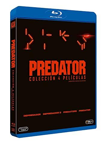 Predator Colección 4 Películas [Blu-ray]