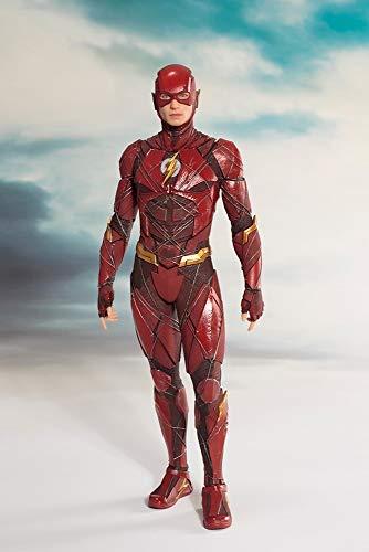 Justice League Flash ARTFX+ Statue - Kotobukiya