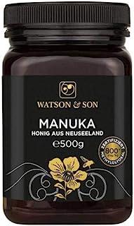 Watson & Son Manuka Honig MGO 800 500g | Premium Qualität aus Neuseeland