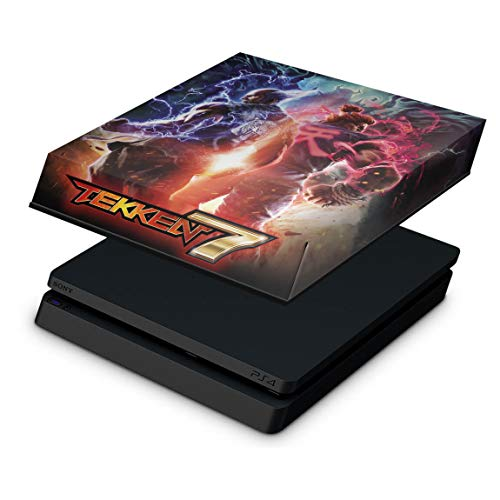 Capa Anti Poeira para PS4 Slim - Tekken 7
