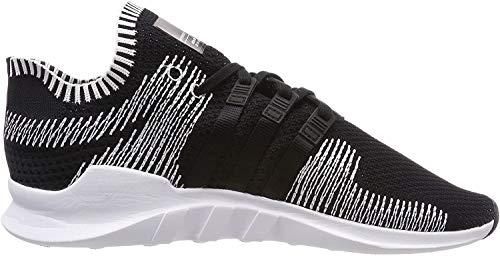 adidas Men's EQT Support Adv Pk Fitness Shoes, Black Negbas Negbas Ftwbla, 12.5 UK
