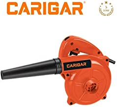 CARIGAR 5 Star Electric Air Blower   400-Watt   Variable Speed Control
