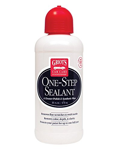 Griot's Garage 11075 16 Ounce One-Step Sealant 16oz