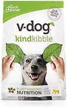 V-Dog Vegan Kibble Dry Dog Food, 30 lb, with Plant Based Protein