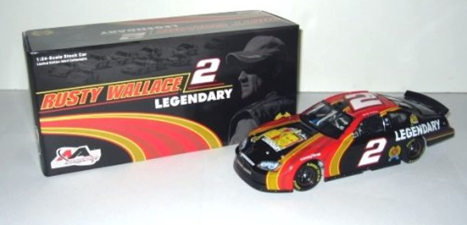 Rusty Wallace  2 Legendary 2006 Charger 1 24 Scale