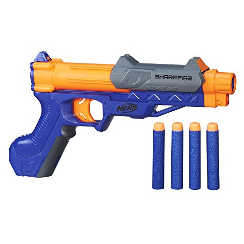 Hasbro Nerf N-Strike sharpfire Delta Blaster