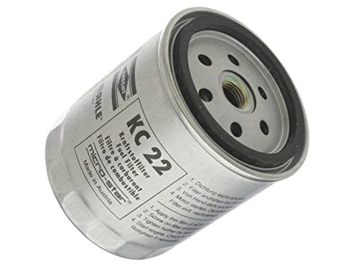 for Mercedes Diesel (77-85) Fuel Filter MAHLE