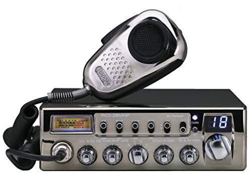 RCI-39VHP 80+ Watt AM 10 Meter Mobile Amateur Transceiver