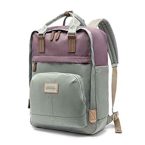 ZLIANGQ Female Student Bag, Middle School Students Shoulder Bag, Korean College Student Backpack